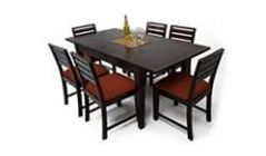 Large Dinner Table for 6 People