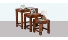 Wooden Nest Of Tables in Gurgaon India