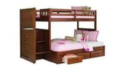 Stylish bunk beds for today's kids