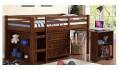 well designed bunk beds for kids