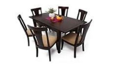 Space Saver Dining Table Set
