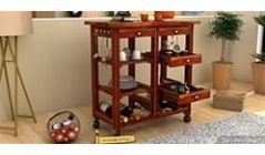 Buy Kitchen Trolley in New Delhi