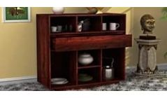 Buy  Wooden Cabinets for Kitchen Online in India
