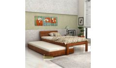 solid wood trundle beds