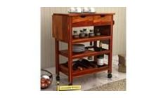 Buy Modern Kitchen Trolley Online in Jaipur