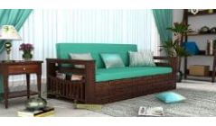 Available sofa bed in different design