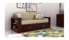 wooden sofa online India