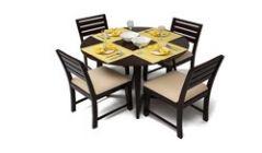 round dining table in Mumbai