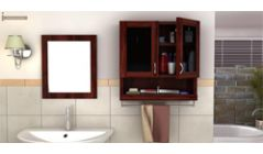 Bathroom Storage Cabinets in Bangalore