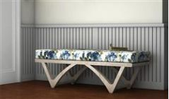 solid wood bench furniture india