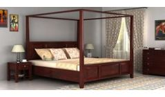 luxurious poster bed