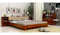 queen beds with storage
