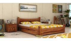 buy queen beds online india