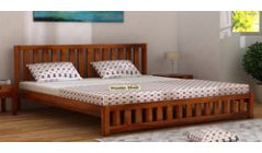 double bed in queen size