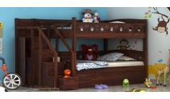 Adorable bunk bed for kids