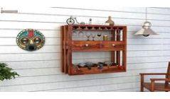 wooden wine racks online
