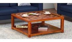 Buy coffee table or center table online for living room Delhi, Mumbai, Chennai