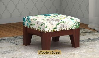 Best offers on wooden stool online in India