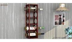 Sheesham wood wine racks online India