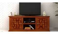 Buy wooden tv stand designs for living room