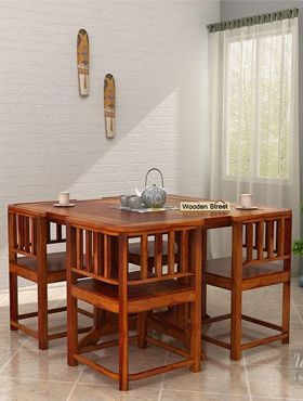 Solid Wood Dining Room Furniture Online India