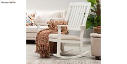 rocking wooden chairs