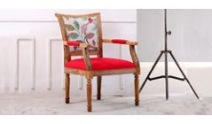 buy wooden arm chairs online