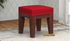 wooden stool for balcony
