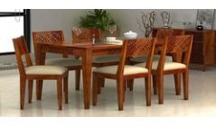 6 seater dining table online in India