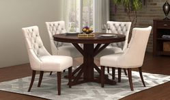 sheesham wood dining table set online shopping