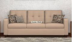 quality fabric sofa 3 seater for home