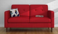 modern two seater sofa in India