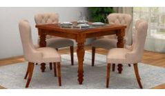 4 seater dining table online