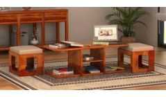 Buy coffee tables & center tables online in Bangalore