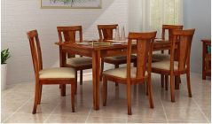 6 seater dining table online