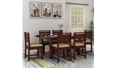 sheesham wood foldable dining table