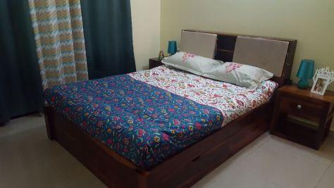 buy wooden beds online