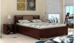 storage hydraulic bed for modern bedrooms