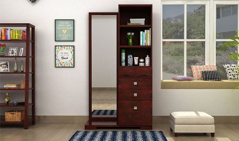 storage furniture for bedroom