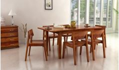 six seater dining table designs