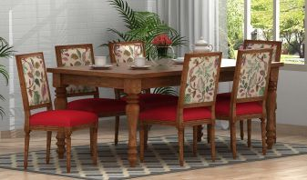 dining table set 6 seater