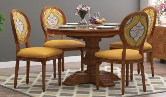 4 seater dining table online shopping india