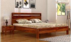 modern queen size bed online