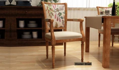 Chairs: Buy Solid Wood Chairs Online India Up to 60% Off