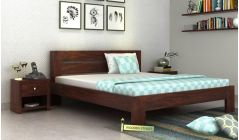 low floor bed without storage online for sale
