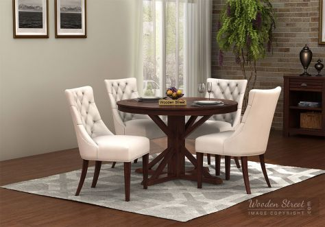 Wooden Dining Set Online