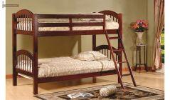 wooden bunker bed for kids online India
