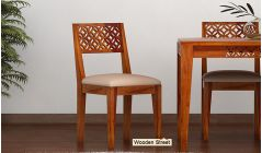 Buy wooden dining chairs online