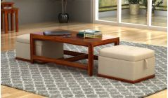 Center table, Buy Wooden Coffee Table Online in Delhi India