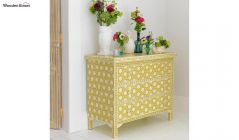 Buy Mother of pearl furniture online, Mother furniture India
